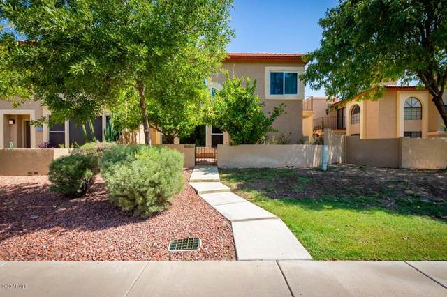 10256 N 12TH Place #2, Phoenix, AZ 85020 (#6136751) :: Luxury Group - Realty Executives Arizona Properties