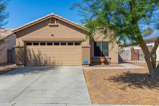 606 W Del Rio Lane, Avondale, AZ 85323 (MLS #6136760) :: Devor Real Estate Associates