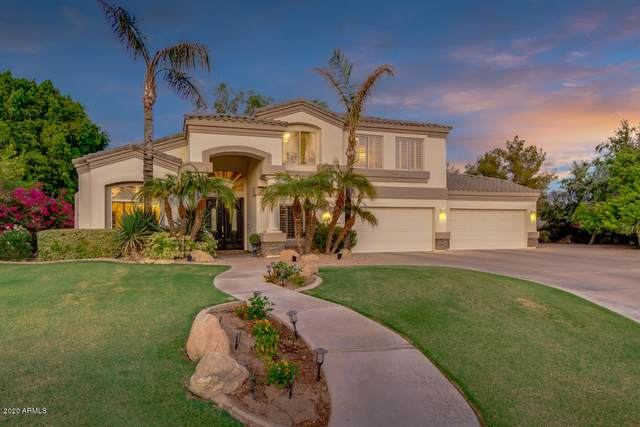 1152 W Sunrise Place, Chandler, AZ 85248 (MLS #6136777) :: BVO Luxury Group