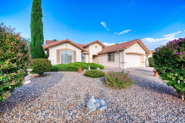 2987 Leawood Loop, Sierra Vista, AZ 85650 (MLS #6136782) :: Devor Real Estate Associates
