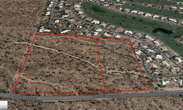 24702 N Mcdowell Mountain Road, Rio Verde, AZ 85263 (MLS #6136789) :: neXGen Real Estate