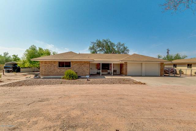 2434 N 64TH Street, Mesa, AZ 85215 (MLS #6136792) :: Riddle Realty Group - Keller Williams Arizona Realty