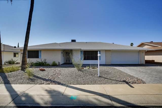 12815 W Keystone Drive, Sun City West, AZ 85375 (MLS #6136800) :: Riddle Realty Group - Keller Williams Arizona Realty