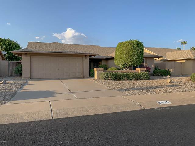 9814 W Behrend Drive, Peoria, AZ 85382 (MLS #6136811) :: Long Realty West Valley