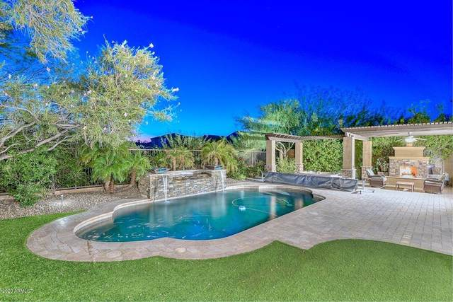 31132 N 134th Drive, Peoria, AZ 85383 (MLS #6136818) :: Long Realty West Valley