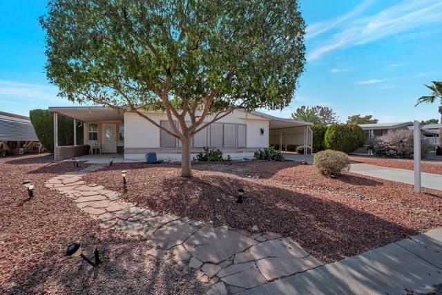 9019 E Citrus Lane N #1, Sun Lakes, AZ 85248 (MLS #6136823) :: Homehelper Consultants