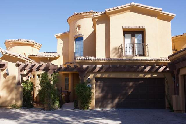 5370 S Desert Dawn Drive #38, Gold Canyon, AZ 85118 (MLS #6136830) :: Scott Gaertner Group