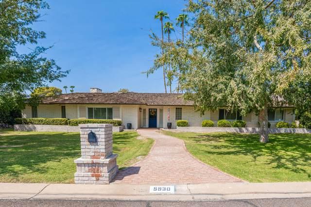 5930 E Paisano Circle, Phoenix, AZ 85018 (MLS #6136862) :: The Laughton Team