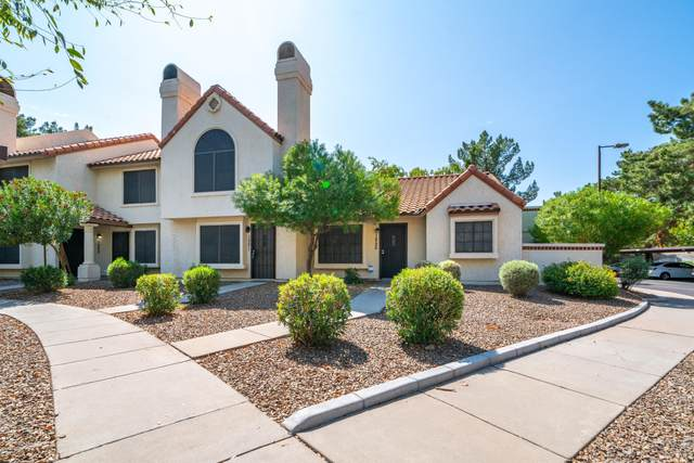 921 W University Drive #1221, Mesa, AZ 85201 (MLS #6136868) :: Scott Gaertner Group