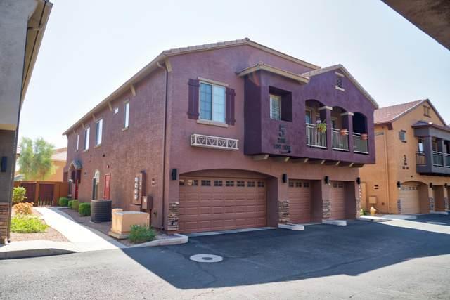 17365 N Cave Creek Road #109, Phoenix, AZ 85032 (MLS #6136884) :: Scott Gaertner Group