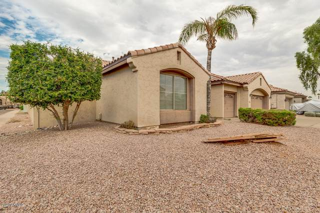 1690 E Commerce Avenue, Gilbert, AZ 85234 (MLS #6136900) :: Homehelper Consultants