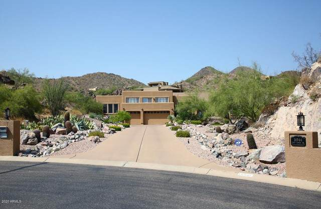 14944 E Zapata Drive, Fountain Hills, AZ 85268 (MLS #6136903) :: Arizona Home Group