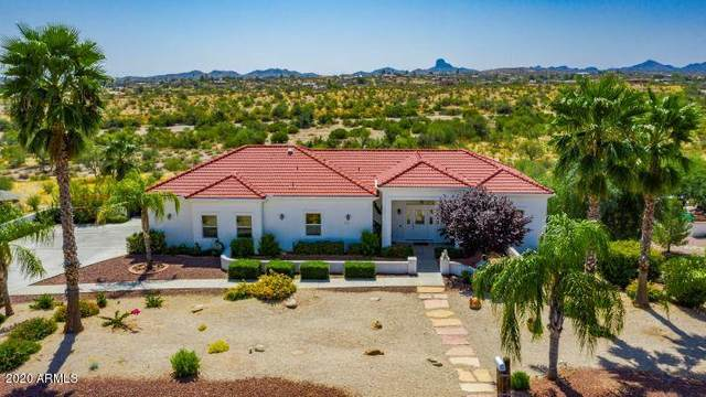 2225 W Highridge Road, Wickenburg, AZ 85390 (MLS #6136909) :: Brett Tanner Home Selling Team
