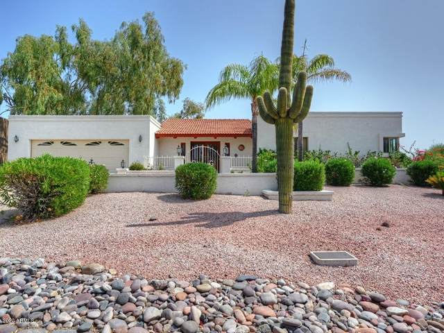 9437 E Calle De Valle Drive, Scottsdale, AZ 85255 (MLS #6136918) :: Service First Realty