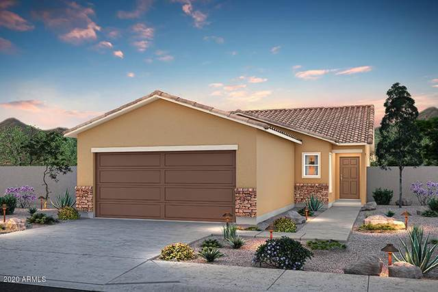 1196 S 11TH Street, Coolidge, AZ 85128 (MLS #6136924) :: Homehelper Consultants