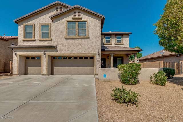 16788 W Durango Street, Goodyear, AZ 85338 (MLS #6136925) :: Homehelper Consultants