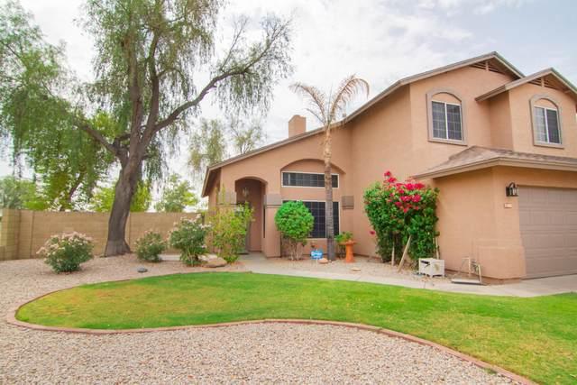 7503 W San Juan Avenue, Glendale, AZ 85303 (MLS #6136929) :: Devor Real Estate Associates
