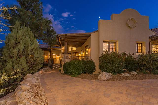 901 Ivy Glen, Prescott, AZ 86305 (MLS #6136931) :: Homehelper Consultants