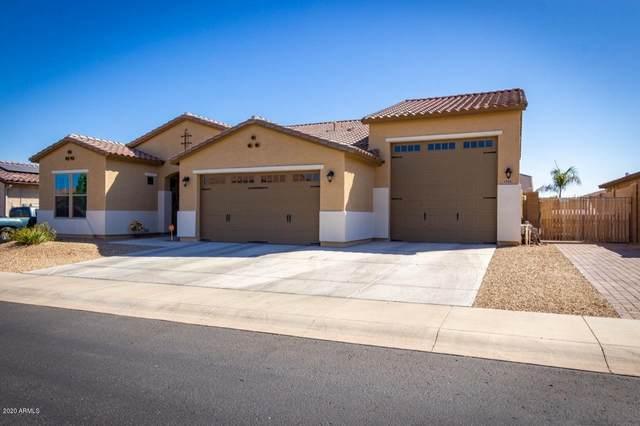 18447 W Rimrock Street, Surprise, AZ 85388 (MLS #6136934) :: Brett Tanner Home Selling Team
