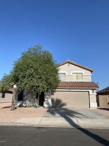 16219 N 158TH Avenue, Surprise, AZ 85374 (MLS #6136938) :: Long Realty West Valley