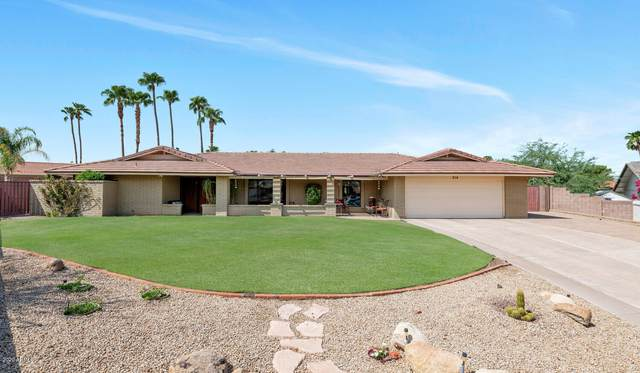 214 E Marconi Avenue, Phoenix, AZ 85022 (MLS #6136939) :: Brett Tanner Home Selling Team