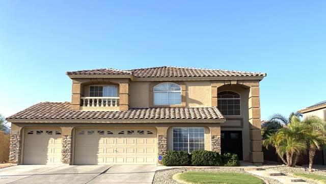 22010 W La Pasada Boulevard, Buckeye, AZ 85326 (MLS #6136952) :: Long Realty West Valley