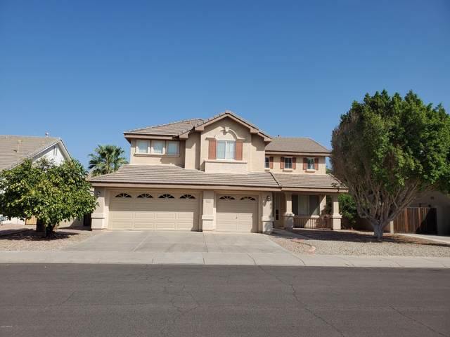 1678 E Del Rio Street, Chandler, AZ 85225 (MLS #6136956) :: Keller Williams Realty Phoenix