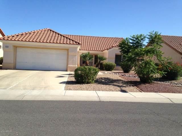 13331 W Broken Arrow Drive, Sun City West, AZ 85375 (MLS #6136977) :: Riddle Realty Group - Keller Williams Arizona Realty