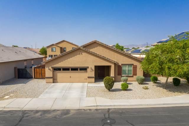 25394 W Carson Drive, Buckeye, AZ 85326 (MLS #6136986) :: Long Realty West Valley