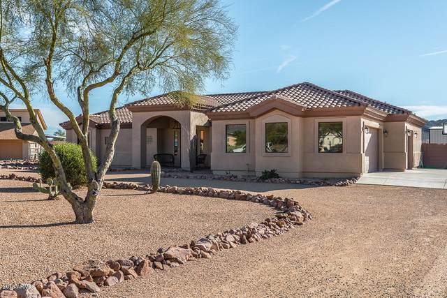 5839 E 22nd Avenue, Apache Junction, AZ 85119 (MLS #6136990) :: Brett Tanner Home Selling Team