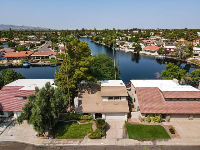 5314 S Marine Drive, Tempe, AZ 85283 (MLS #6137009) :: Homehelper Consultants