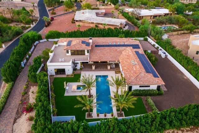 6501 N 40TH Place, Paradise Valley, AZ 85253 (MLS #6137018) :: Homehelper Consultants