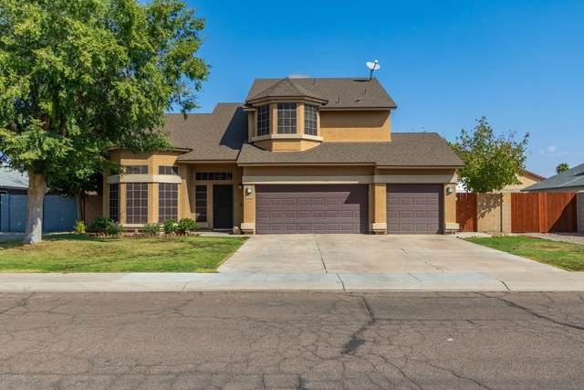 7810 W Brown Street, Peoria, AZ 85345 (MLS #6137020) :: Long Realty West Valley