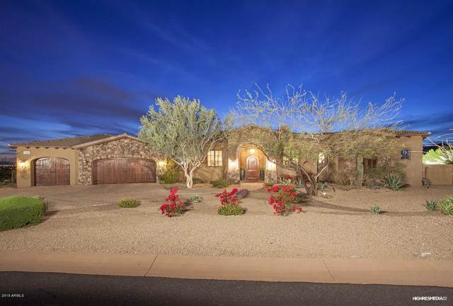 11174 N 136TH Place, Scottsdale, AZ 85259 (MLS #6137022) :: Dave Fernandez Team | HomeSmart