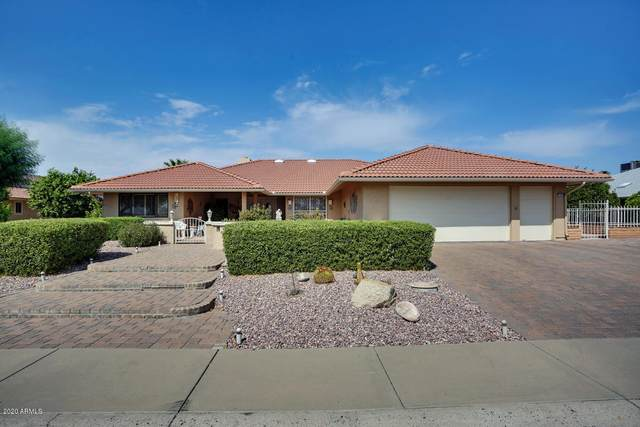 13222 W Blue Bonnet Drive, Sun City West, AZ 85375 (MLS #6137030) :: Dave Fernandez Team | HomeSmart
