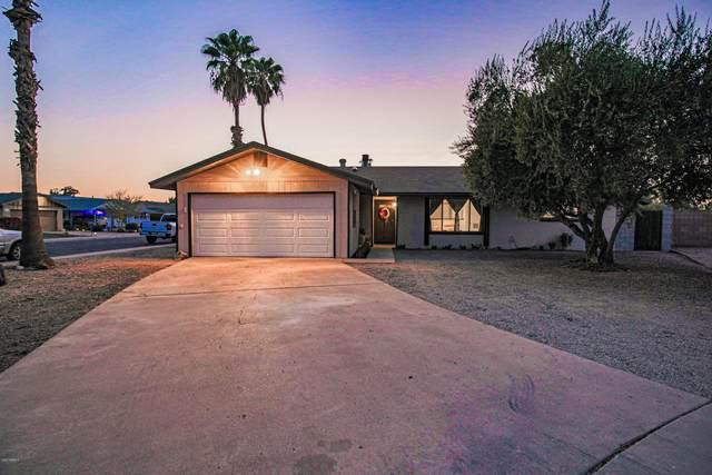 3532 W Sahuaro Drive, Phoenix, AZ 85029 (MLS #6137031) :: Brett Tanner Home Selling Team