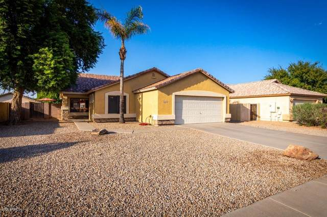 634 E Iris Court, Gilbert, AZ 85296 (MLS #6137041) :: Devor Real Estate Associates