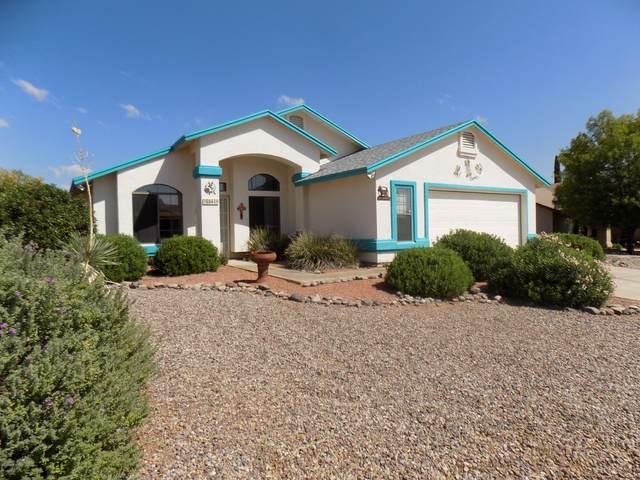 5041 Calle Cumbre, Sierra Vista, AZ 85635 (MLS #6137053) :: Service First Realty