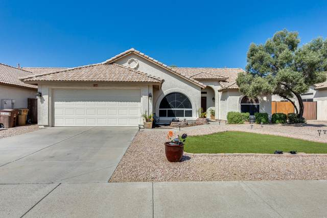 7758 W Voltaire Avenue, Peoria, AZ 85381 (MLS #6137063) :: Long Realty West Valley
