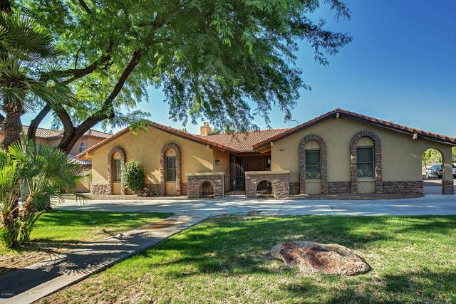 3703 E Kachina Drive, Phoenix, AZ 85044 (MLS #6137064) :: Keller Williams Realty Phoenix