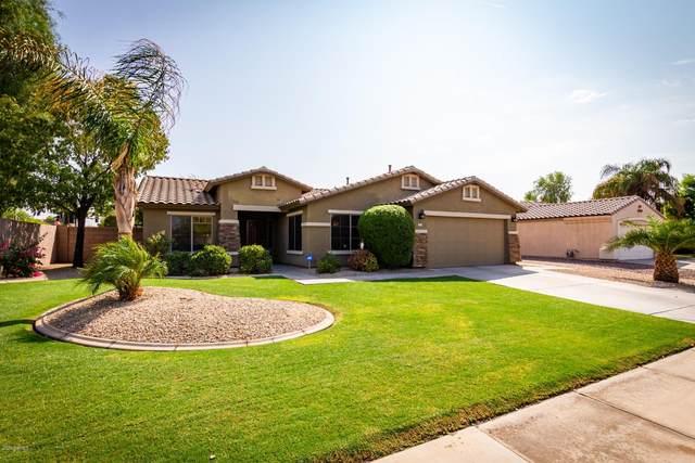 2585 E Morgan Drive, Gilbert, AZ 85295 (MLS #6137071) :: Keller Williams Realty Phoenix