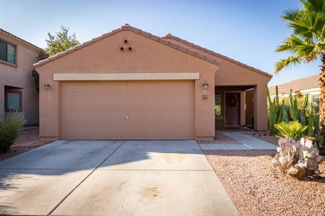 37095 W Amalfi Avenue, Maricopa, AZ 85138 (MLS #6137085) :: Klaus Team Real Estate Solutions
