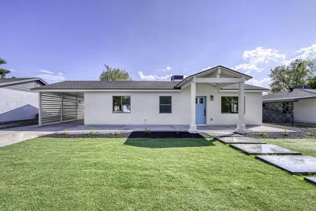 3515 E Piccadilly Road, Phoenix, AZ 85018 (MLS #6137093) :: Brett Tanner Home Selling Team