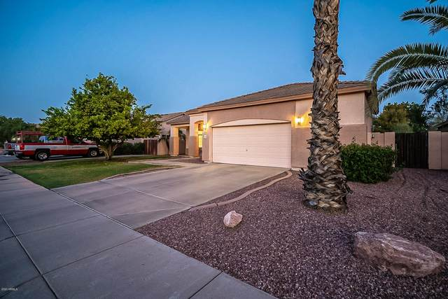 441 S Ironwood Street, Gilbert, AZ 85296 (MLS #6137099) :: Keller Williams Realty Phoenix