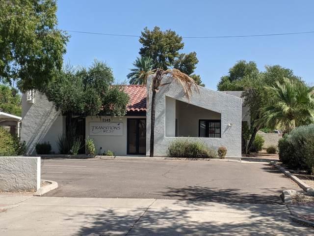 7145 N 57TH Drive, Glendale, AZ 85301 (MLS #6137110) :: Balboa Realty