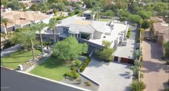 7027 E Sunnyvale Road, Paradise Valley, AZ 85253 (MLS #6137116) :: Homehelper Consultants