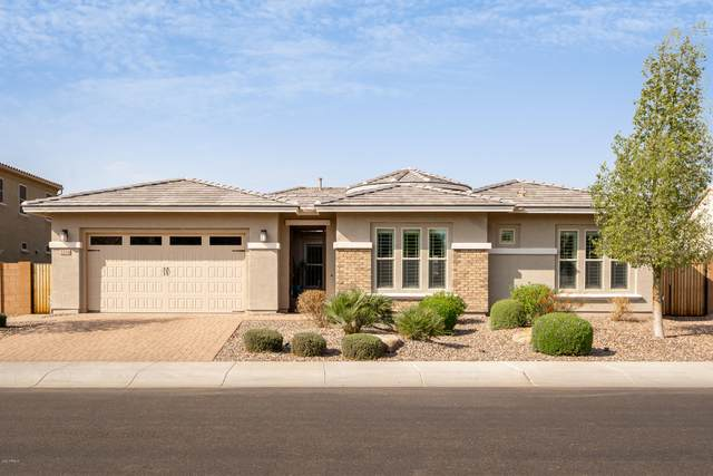 2254 E Tomahawk Drive, Gilbert, AZ 85298 (MLS #6137121) :: Keller Williams Realty Phoenix