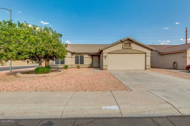15943 N Gil Balcome, Surprise, AZ 85374 (MLS #6137144) :: The Property Partners at eXp Realty