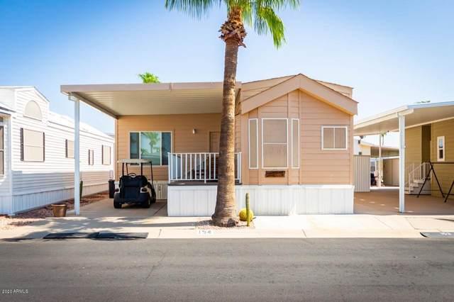154 Limestone Drive, Apache Junction, AZ 85119 (MLS #6137145) :: RE/MAX Desert Showcase