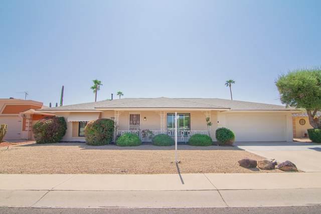 10201 W Cameo Drive, Sun City, AZ 85351 (MLS #6137156) :: The Luna Team